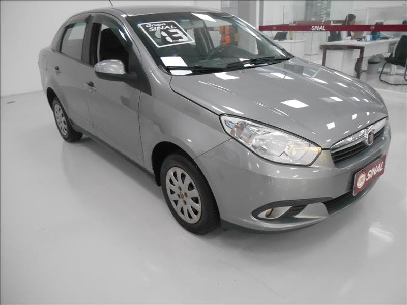 FIAT GRAND SIENA 1.4 MPI Attractive 8V 2013/2013 - Thumb 3