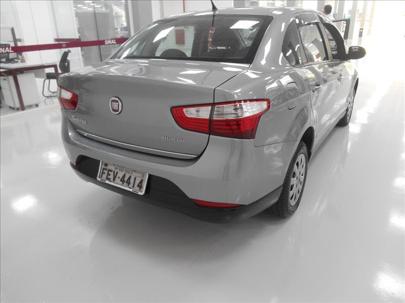 FIAT GRAND SIENA 1.4 MPI Attractive 8V 2013/2013 - Foto 5