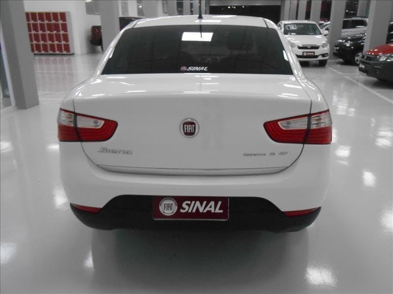 FIAT GRAND SIENA 1.6 MPI Essence 16V 2015/2016 - Foto 6