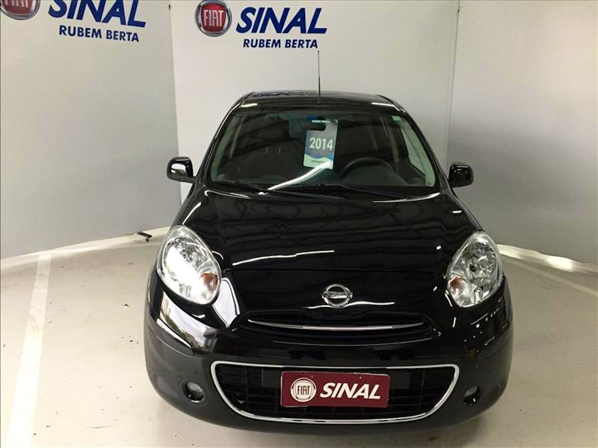 NISSAN MARCH 1.0 S 16V 2014/2014