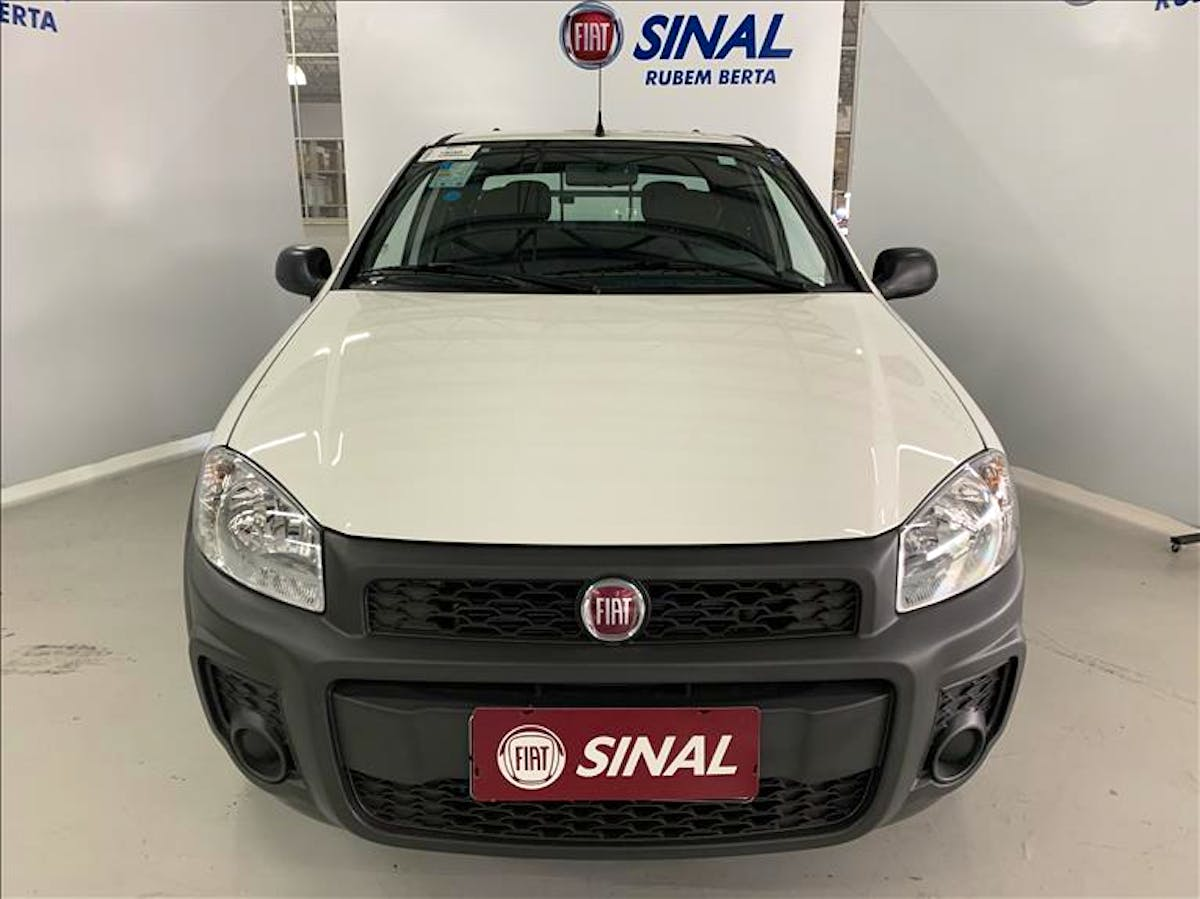 FIAT STRADA 1.4 MPI Hard Working CD 8V 2019/2020