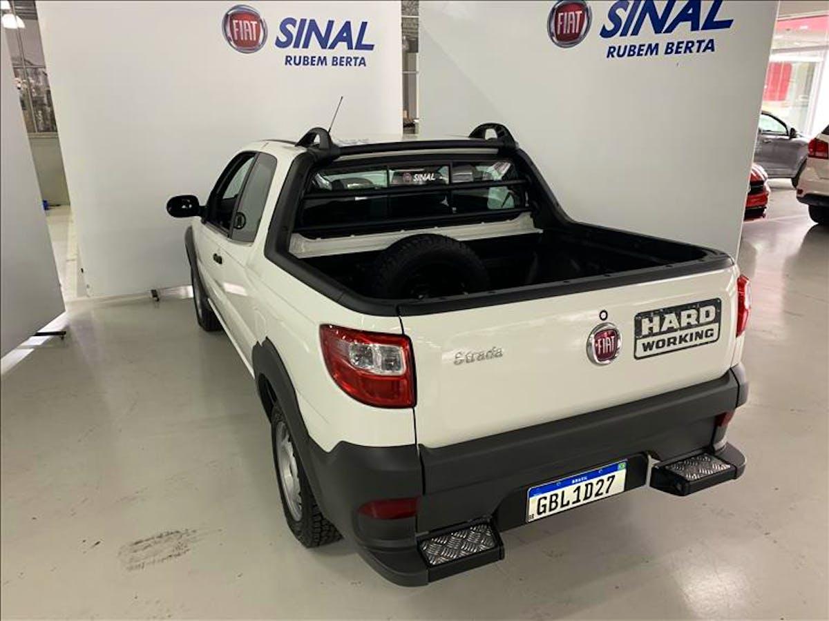 FIAT STRADA 1.4 MPI Hard Working CD 8V 2019/2020 - Foto 5