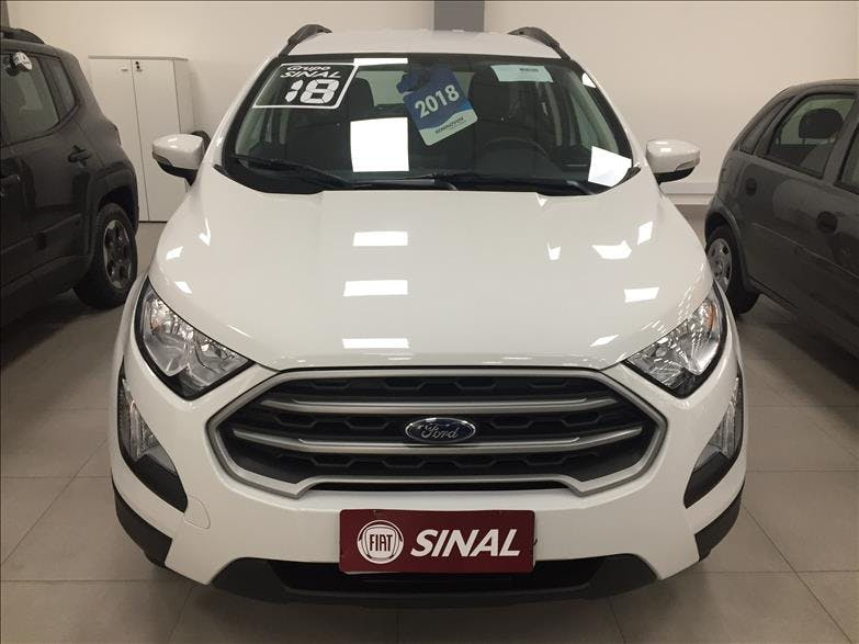 FORD ECOSPORT 1.5 Tivct SE 2017/2018 - Foto 1