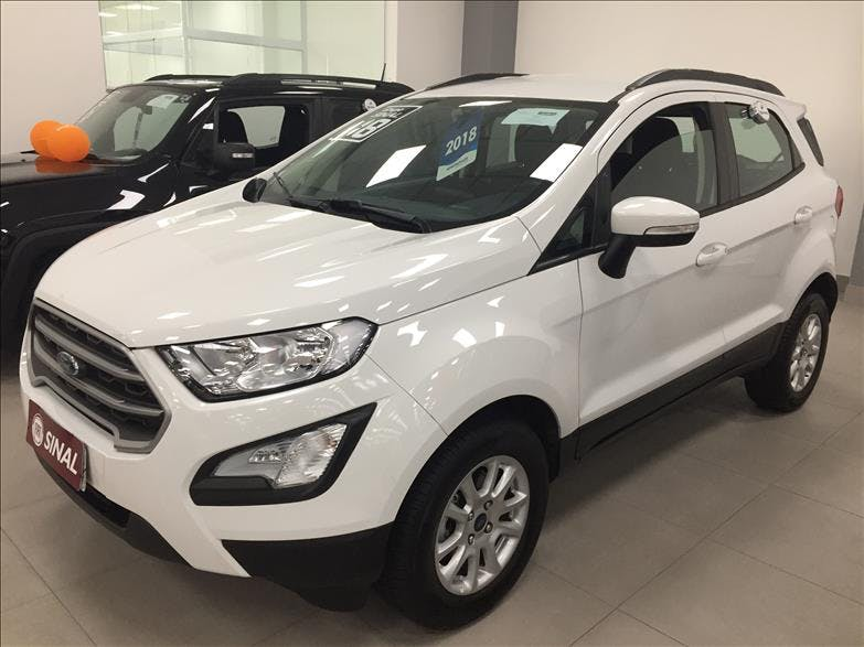 FORD ECOSPORT 1.5 Tivct SE 2017/2018 - Foto 2