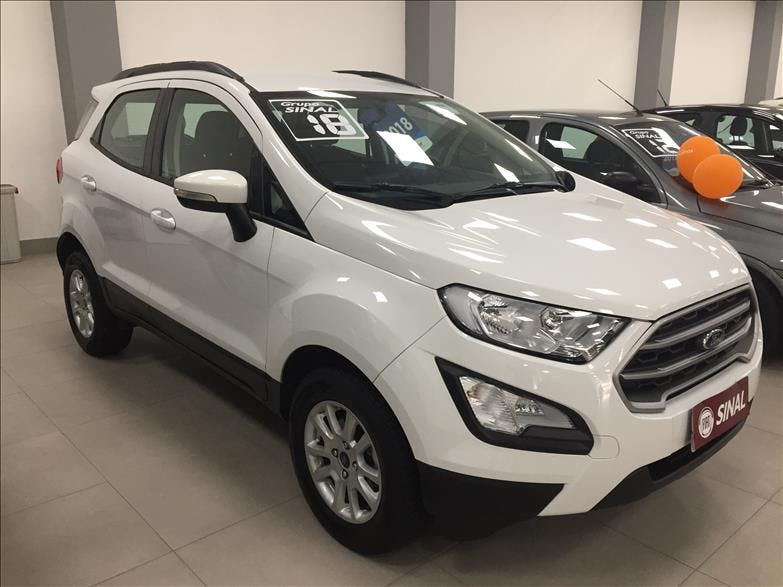 FORD ECOSPORT 1.5 Tivct SE 2017/2018 - Foto 3