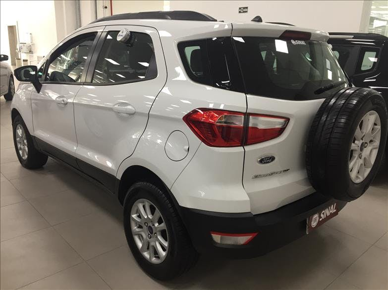FORD ECOSPORT 1.5 Tivct SE 2017/2018 - Foto 6