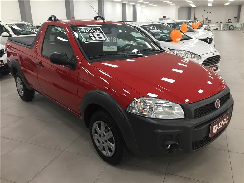 FIAT STRADA 1.4 MPI Hard Working CS 8V 2017/2018 - Foto 3