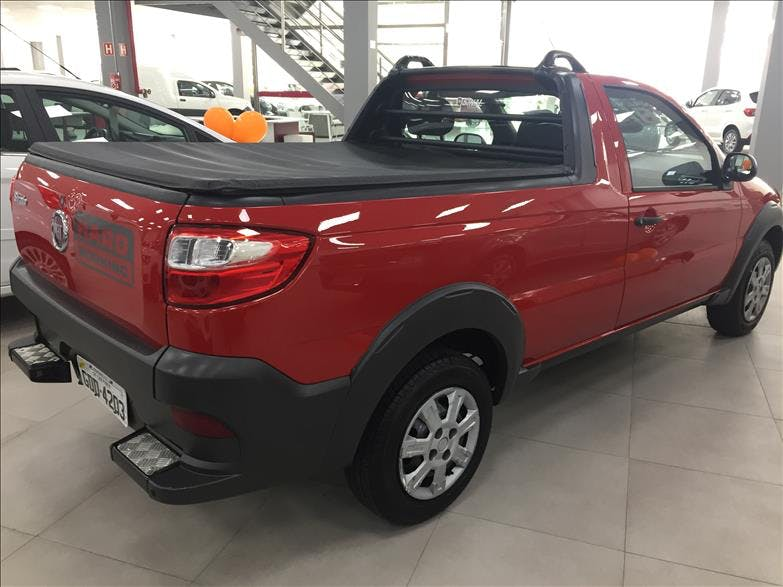 FIAT STRADA 1.4 MPI Hard Working CS 8V 2017/2018 - Foto 4
