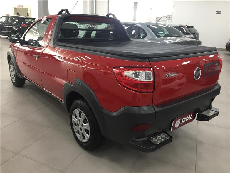 FIAT STRADA 1.4 MPI Hard Working CS 8V 2017/2018 - Thumb 6
