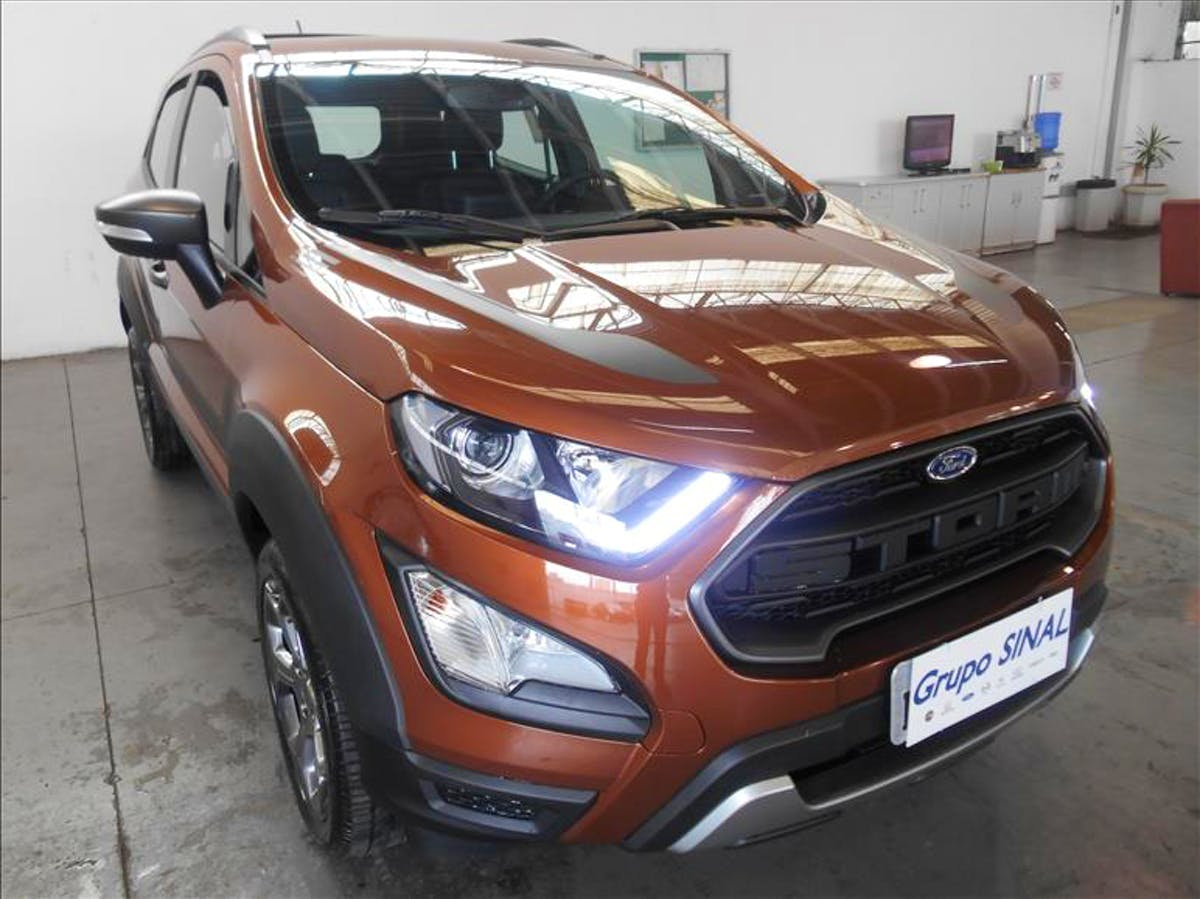 FORD ECOSPORT 2.0 Direct Storm 4WD 2018/2019
