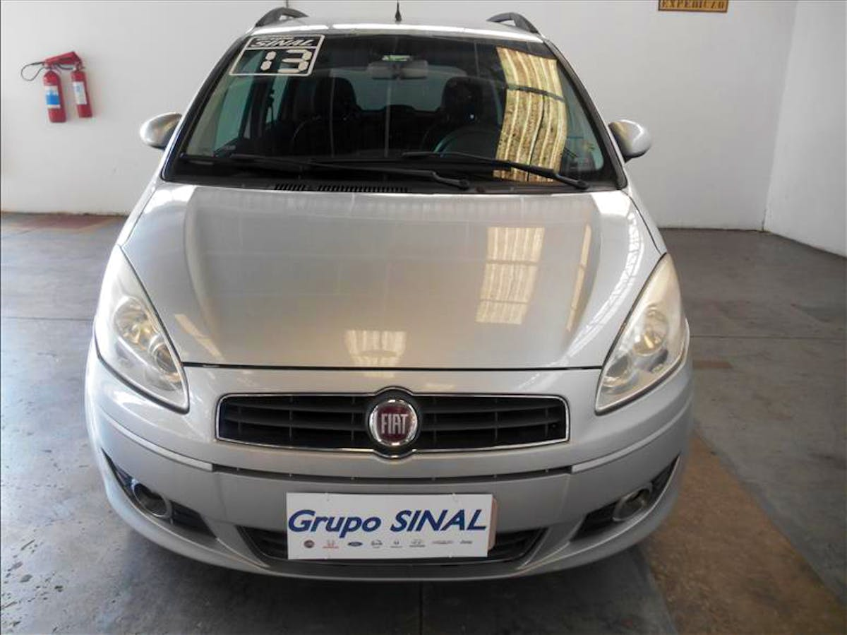 Fiat idea 1 4 mpi attractive 8v 2013 2013 grupo sinal for Precio fiat idea attractive 2013