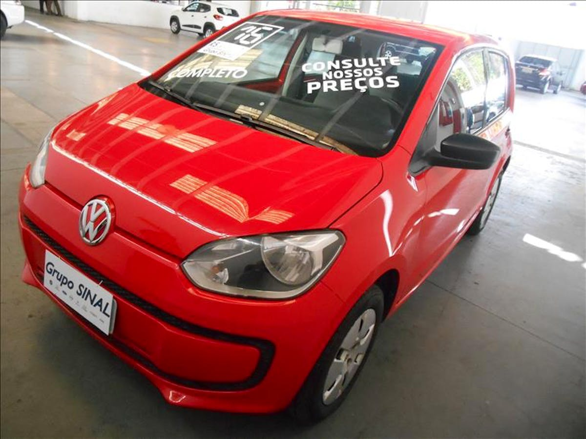 VOLKSWAGEN UP 1.0 MPI Take UP 12V 2015/2016 - Foto 2