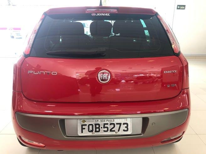FIAT PUNTO 1.6 Essence 16V 2014/2015 - Thumb 4