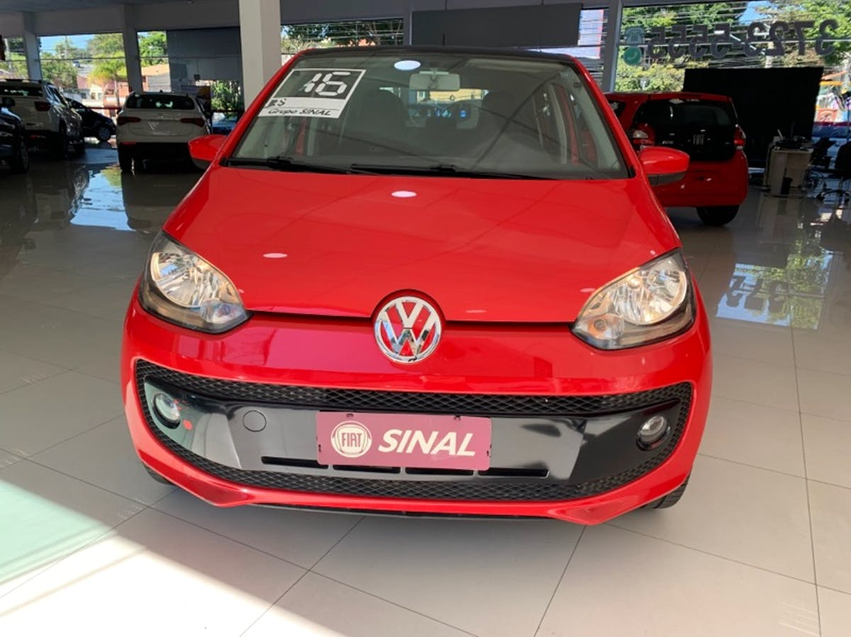 VOLKSWAGEN UP 1.0 MPI Move UP 12V 2014/2015