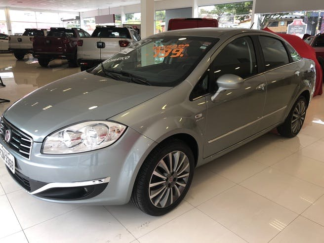 FIAT LINEA 1.8 Absolute 16V 2014/2015