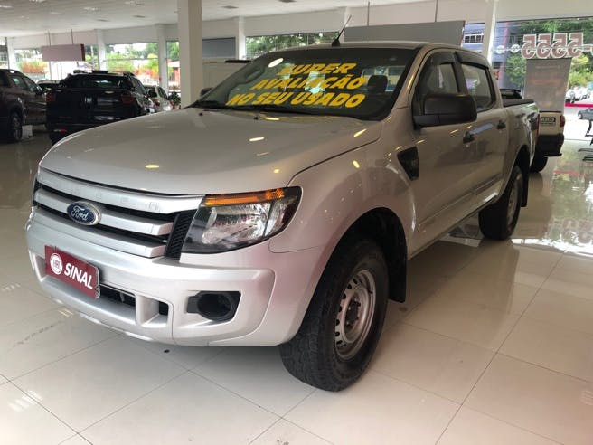 FORD RANGER 2.2 XL 4X4 CD 16V 2013/2014