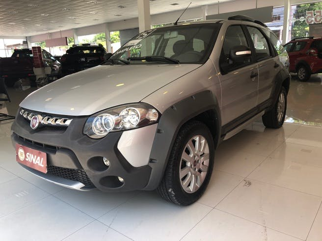 FIAT PALIO 1.8 MPI Adventure Weekend 16V 2014/2015