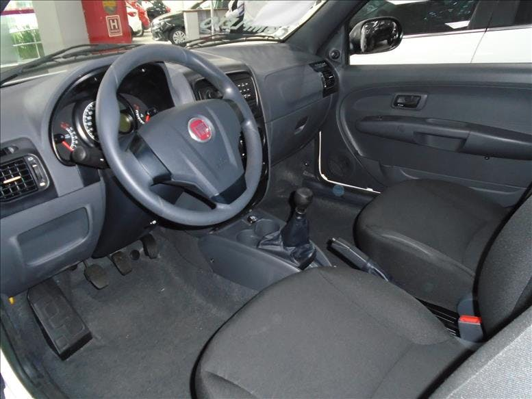 FIAT STRADA 1.4 MPI Hard Working CE 8V 2018/2018 - Foto 6