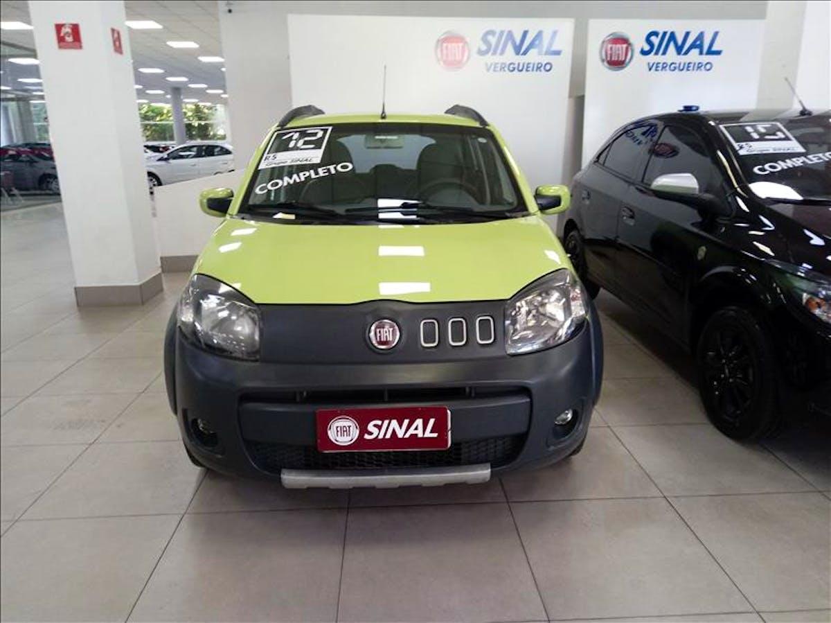 FIAT UNO 1.4 WAY 8V 2011/2012