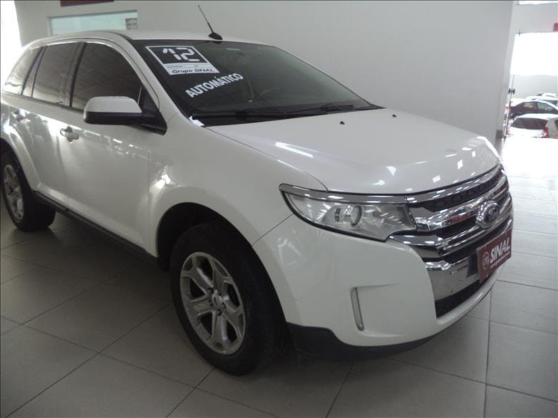 FORD EDGE 3.5 SEL 2WD V6 24V 2011/2012