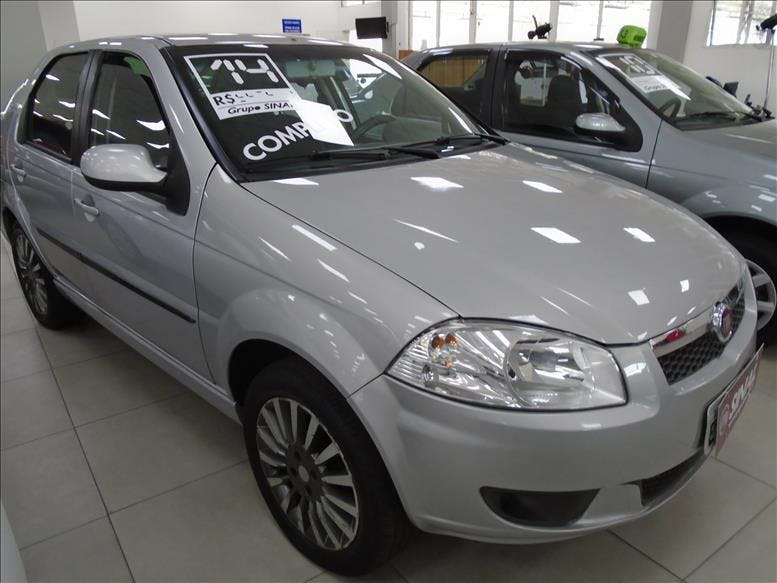 FIAT SIENA 1.4 MPI EL 8V 2013/2014