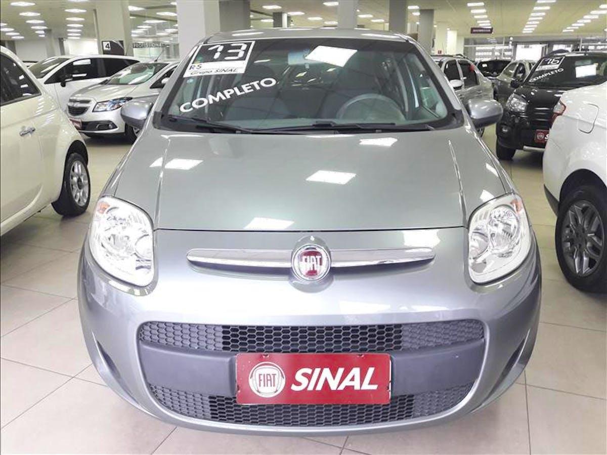 FIAT PALIO 1.0 MPI Attractive 8V 2012/2013