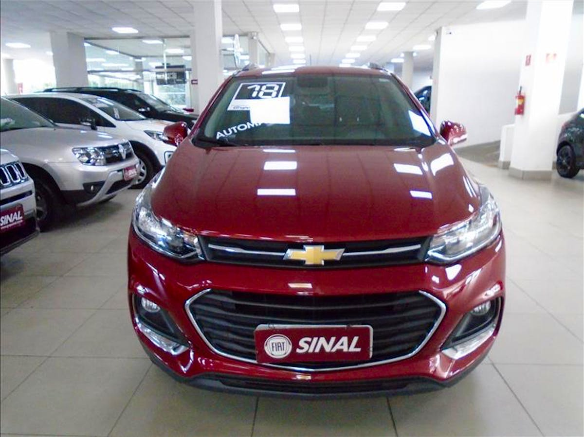 CHEVROLET TRACKER 1.4 16V Turbo LT 2018/2018