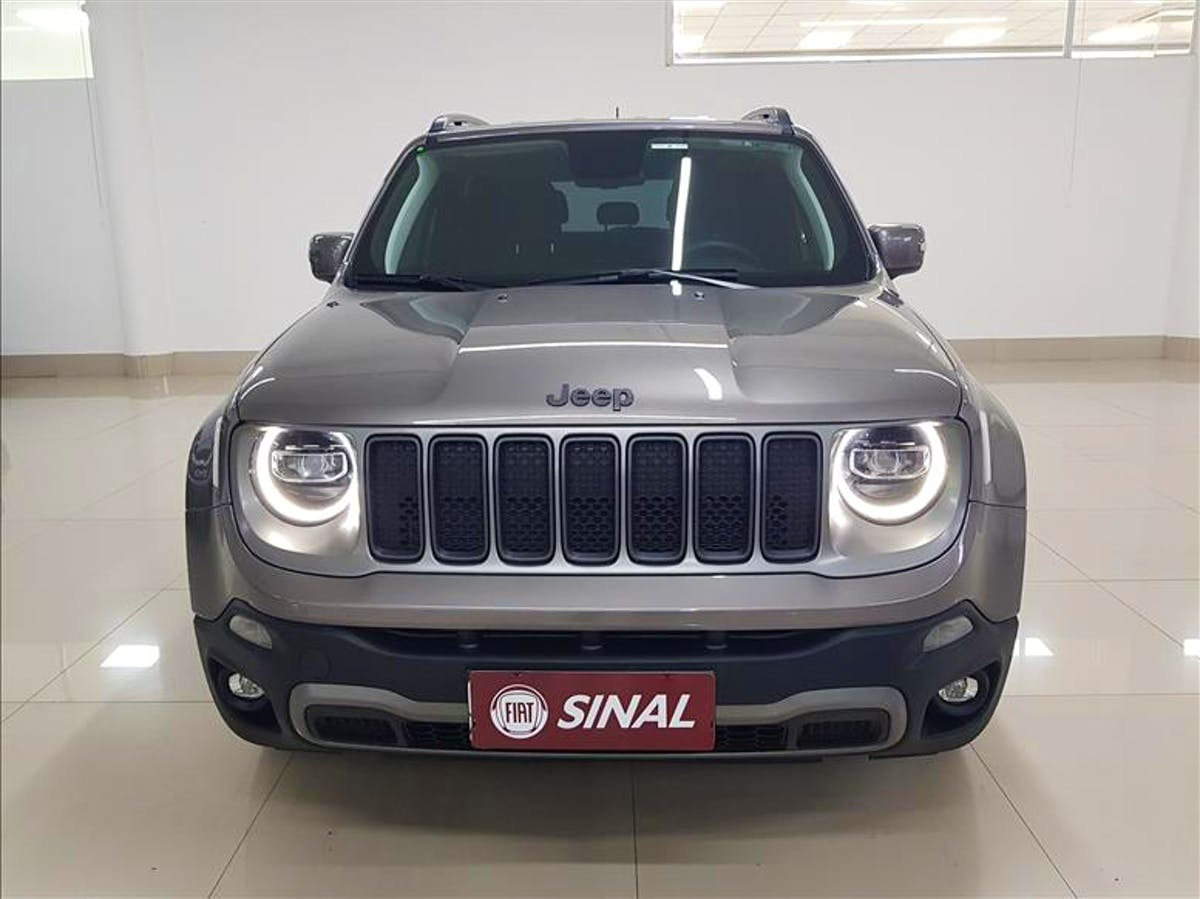 JEEP RENEGADE 1.8 16V Limited 2018/2019