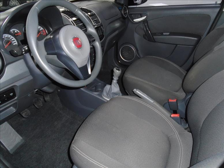 FIAT GRAND SIENA 1.4 MPI Attractive 8V 2012/2013 - Foto 7