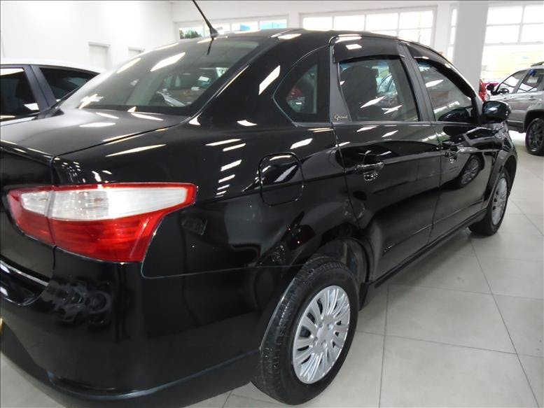 FIAT GRAND SIENA 1.4 MPI Attractive 8V 2012/2013 - Foto 9
