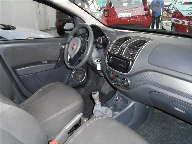 FIAT GRAND SIENA 1.4 MPI Attractive 8V 2012/2013 - Foto 11