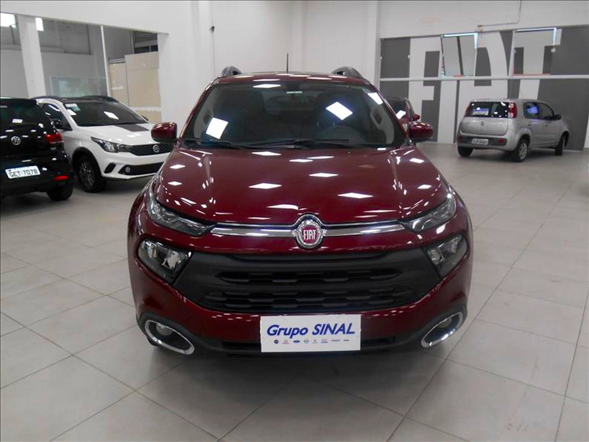 FIAT TORO 1.8 16V EVO Freedom AT6 2019/2019 - Foto 1