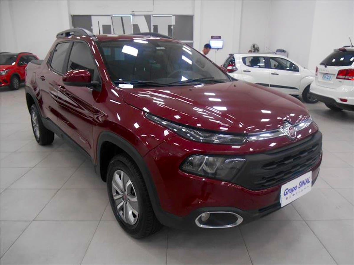 FIAT TORO 1.8 16V EVO Freedom AT6 2019/2019 - Foto 2