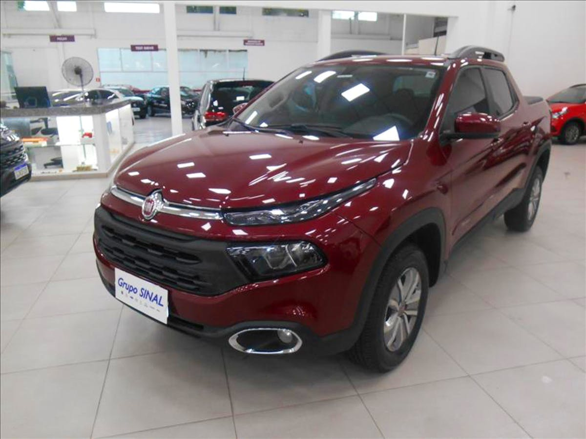 FIAT TORO 1.8 16V EVO Freedom AT6 2019/2019 - Foto 3