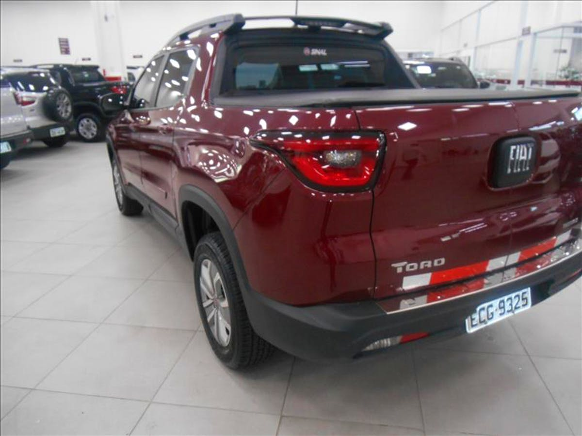 FIAT TORO 1.8 16V EVO Freedom AT6 2019/2019 - Foto 6