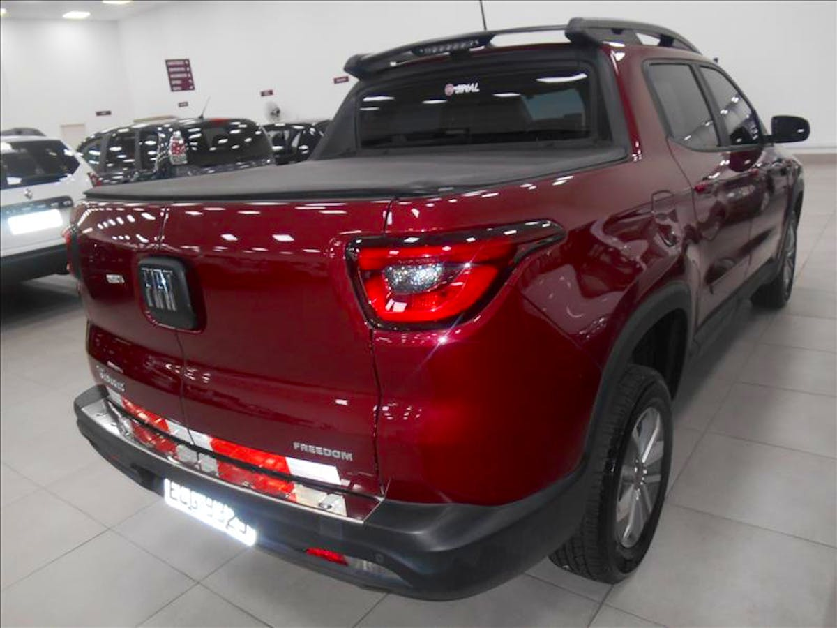 FIAT TORO 1.8 16V EVO Freedom AT6 2019/2019 - Foto 7