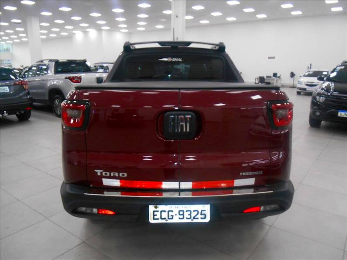 FIAT TORO 1.8 16V EVO Freedom AT6 2019/2019 - Foto 8