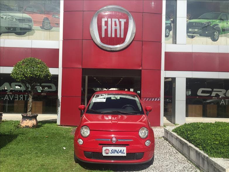 FIAT 500 1.4 Cult 8V 2011/2012