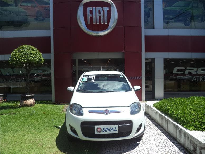 FIAT PALIO 1.6 MPI Sporting 16V 2017/2017