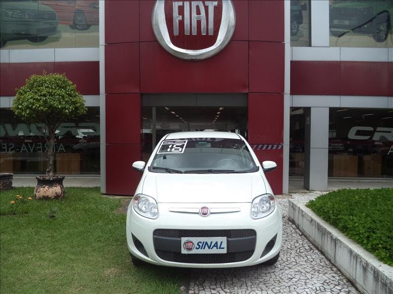 FIAT PALIO 1.0 MPI Attractive 8V 2016/2016 - Thumb 1