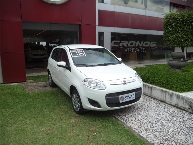 FIAT PALIO 1.0 MPI Attractive 8V 2016/2016 - Thumb 3