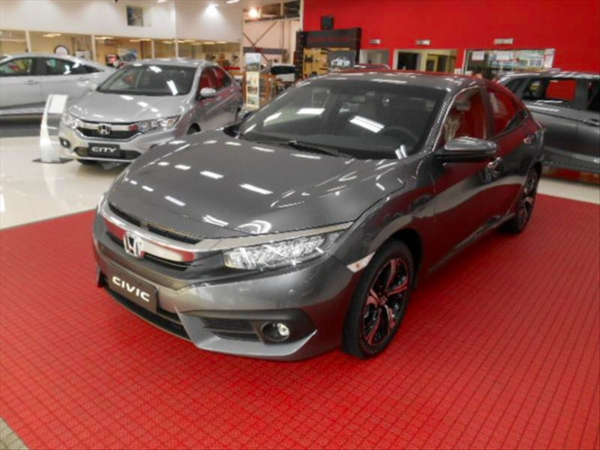 Honda CIVIC 1.5 16V Turbo Touring 2019/2019 - Foto 2