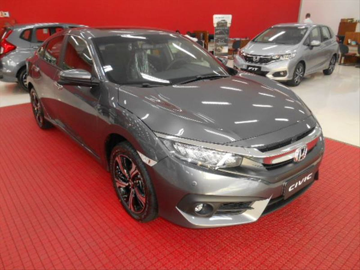 Honda CIVIC 1.5 16V Turbo Touring 2019/2019 - Foto 3