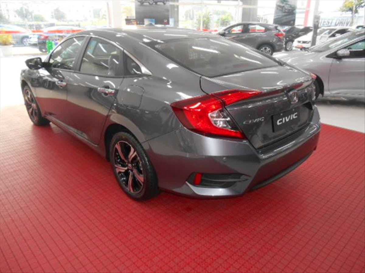Honda CIVIC 1.5 16V Turbo Touring 2019/2019 - Foto 5
