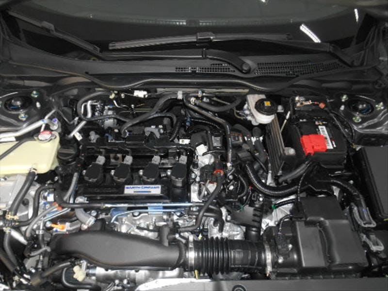 HONDA CIVIC 1.5 16V Turbo Touring 2018/2019 - Foto 9
