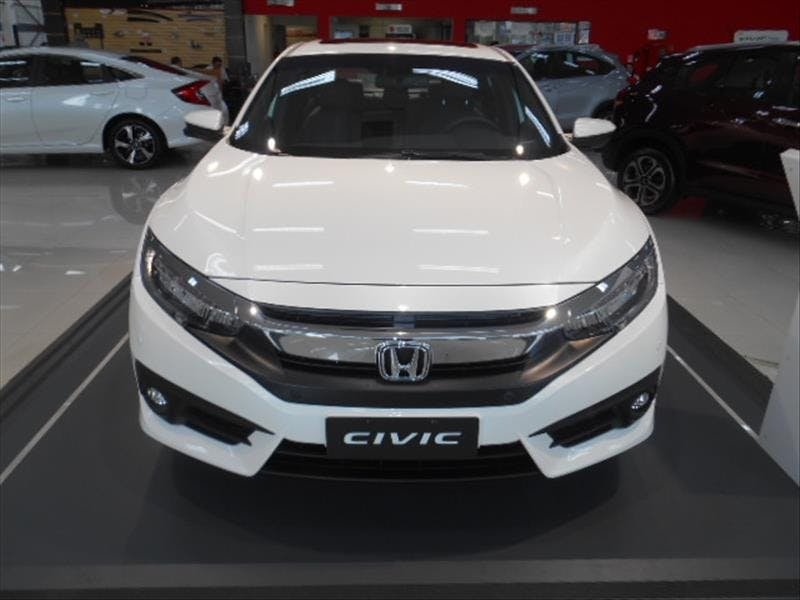 HONDA CIVIC 1.5 16V Turbo Touring 2018/2018