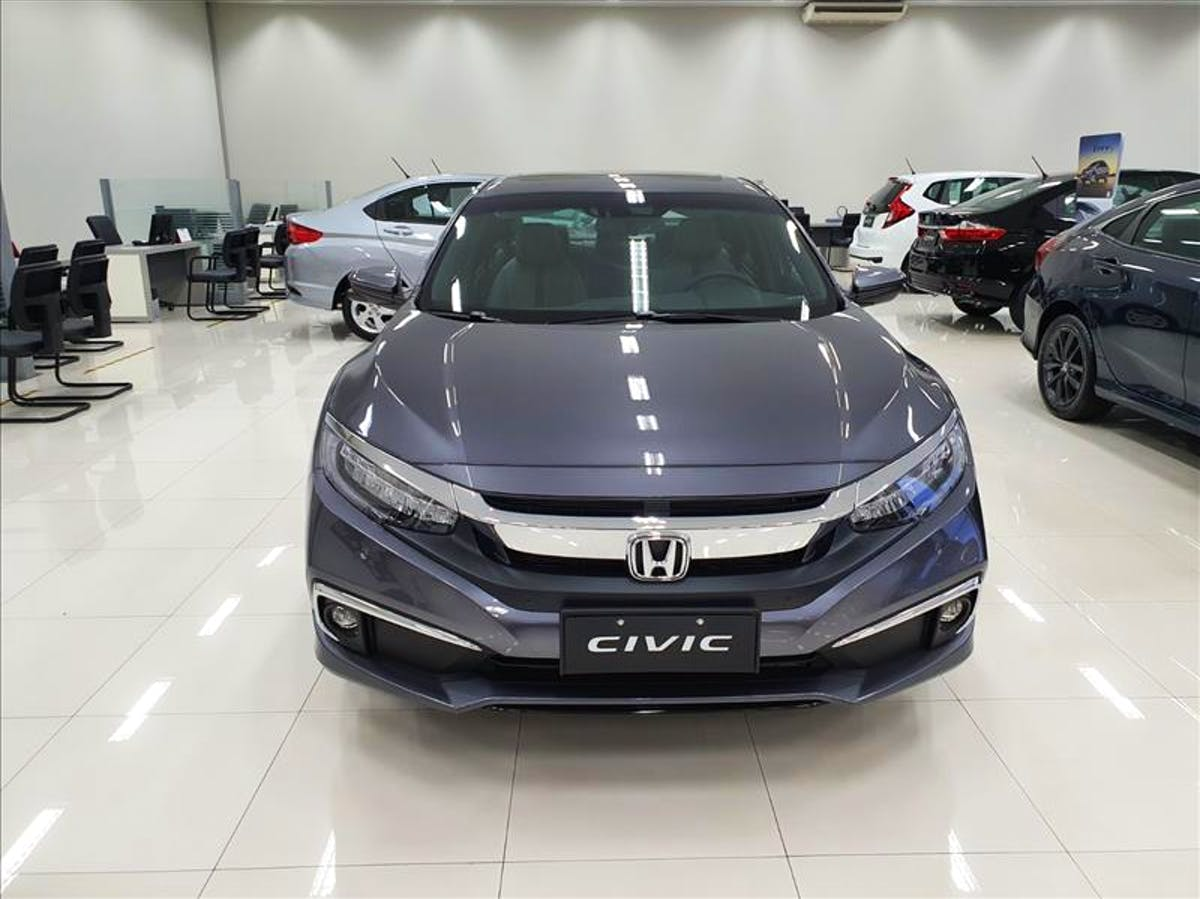 Honda CIVIC 1.5 16V Turbo Touring 2021/2021