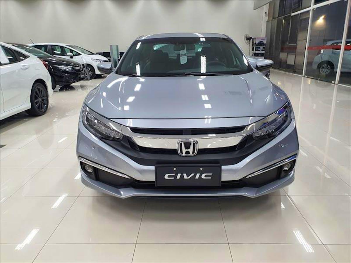 Honda CIVIC 2.0 16vone EXL 2020/2020 - Foto 1