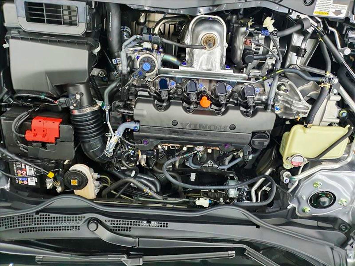 Honda CIVIC 2.0 16vone EXL 2020/2020 - Foto 7