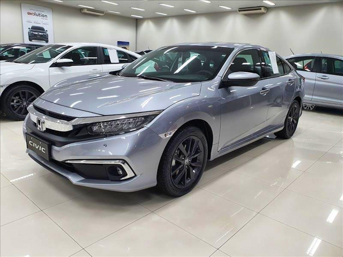 Honda CIVIC 2.0 16vone EXL 2020/2020 - Foto 9
